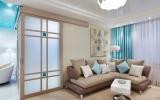 Фото № 2 Квартира в бирюзовом цвете - цены, наличие, отзывы в интернет-магазине