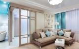 Фото № 3 Квартира в бирюзовом цвете - цены, наличие, отзывы в интернет-магазине