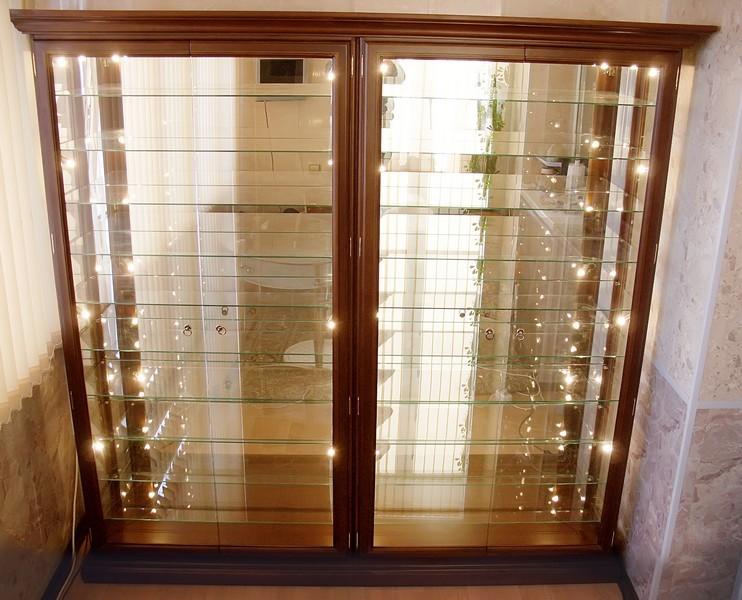 Домашние витрины: модная мебель в современном интерьере