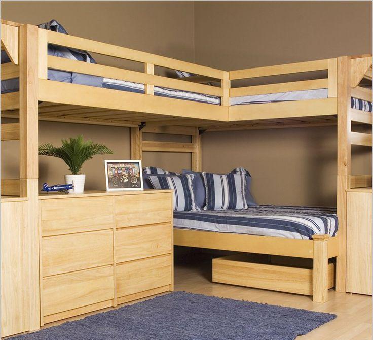 Кровать-чердак: критерии выбора